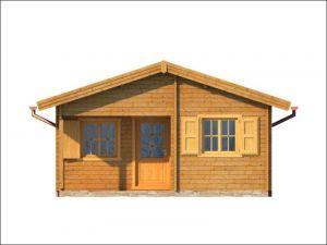 Rekreační chata ANDREA-jižní strana