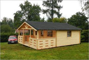 Zahradní chata dřevěná Luděk