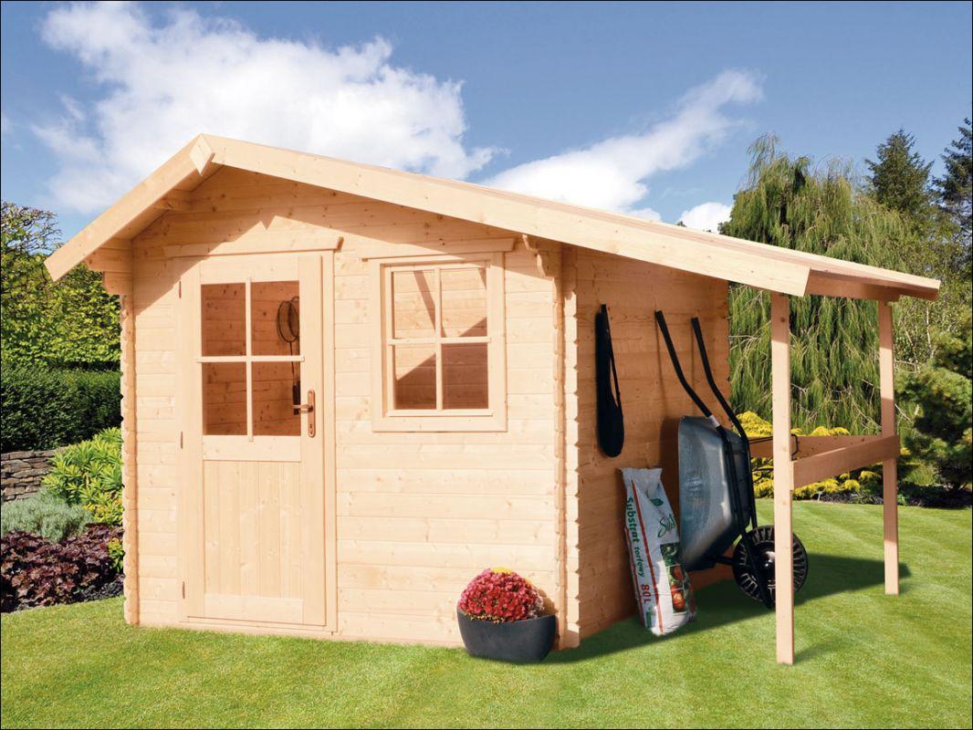 ¨Zahradní domek, zahradní chatka, dřevěná chatka