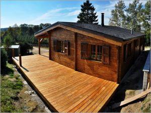 Dřevěná terasa na míru