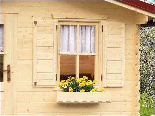 Okenice, držák truhlíku