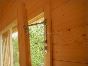 Okno-ventilace