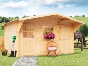 Zahradní domek BETTY 2 - 28