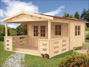 Zahradní domek EMILY  40
