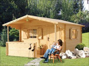 Zahradní domek KAMILA 40