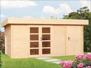Moderní zahradní domek MARIANA 2 - 28
