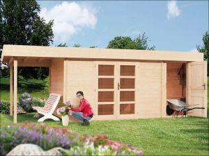 Moderní zahradní domek MARIANA 3 - 28