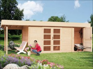 Moderní zahradní domek MARIANA 3 - 40