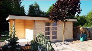 Zahradní chatka MARIANA 3 - 40,moderní zahradní domek, moderní dřevěná chatka Výrobce 3