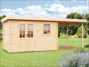 Moderní zahradní domek RELAX modul 1
