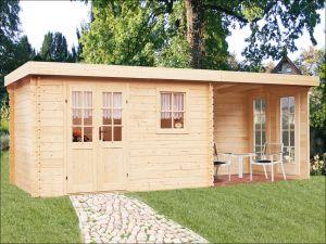 Moderní zahradní domek RELAX modul 2