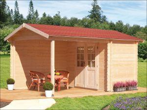 zahradní domek, zahradní chatka, zahradní altánek