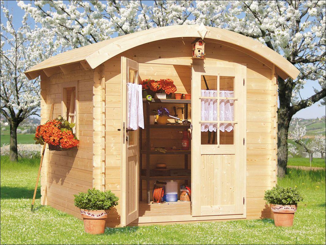 Zahradní chatka, zahradní domek