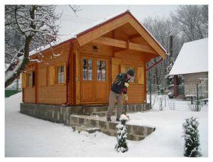 Víkendová chata Alpina
