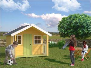 Dětský zahradní domek Felix