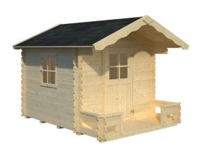 Dětský dřevěný domek, zahradní domek pro děti