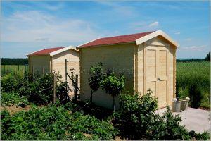 Malé domky na nářadí