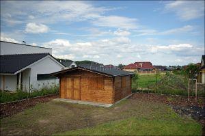 Zahradní chatka Zora atyp