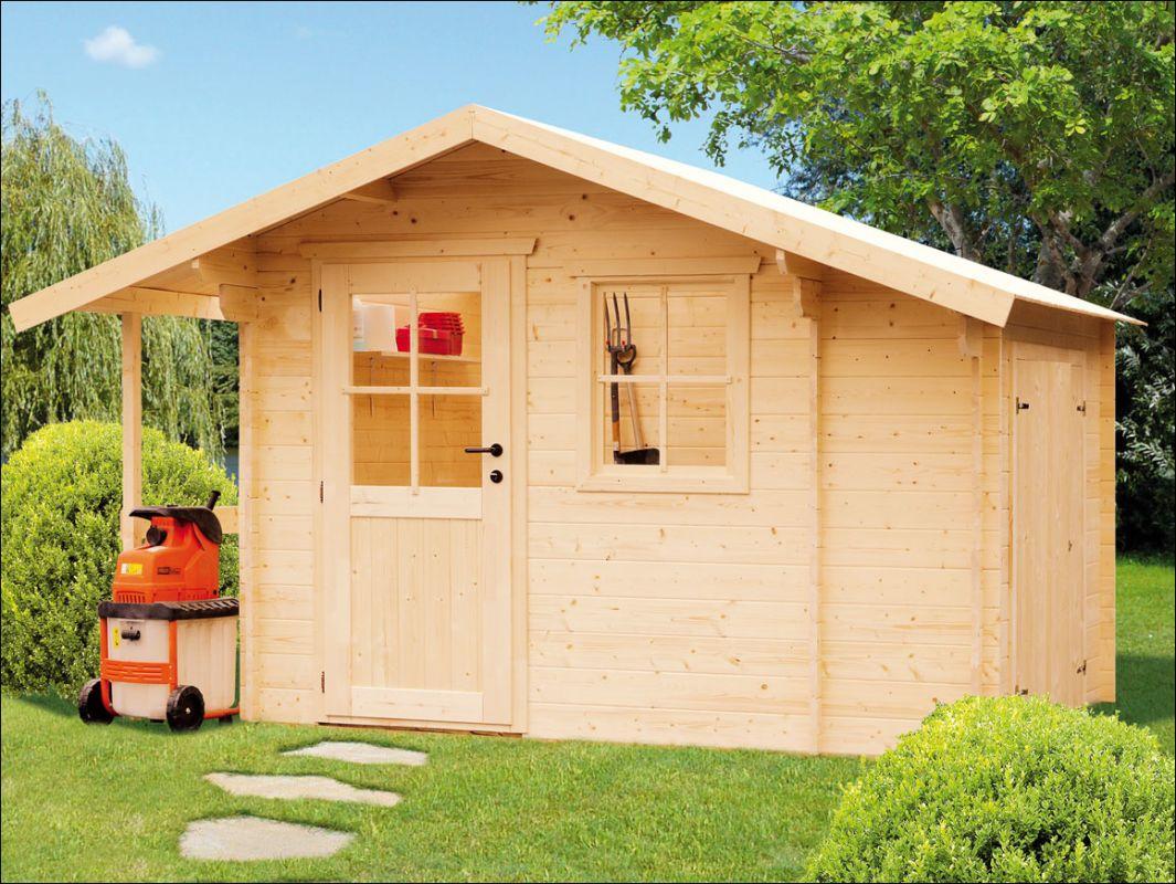 Zahradní chatka Alice, zahradní domek, dřevěná chatka