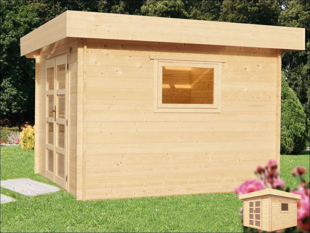 Zahradní domek Vlasta, zahradní chatka na nářadí