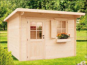 Zahradní domek A1, zahradní chatka, dřevěná chatka na nářadí