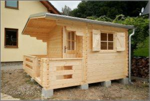 Saunový domek Wanda