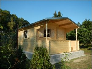 Zahradní chatka Kamila