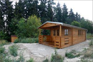 Víkendová chata Evelína