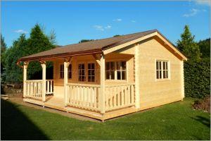 Víkendová dřevěná chata Libor