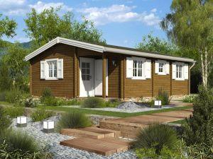 Dřevěná chata  Klára
