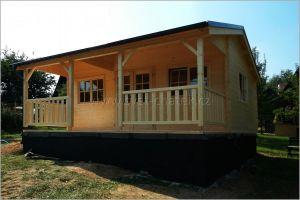 Srubová chata Libor