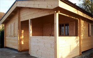 Dřevěná chata Andrea 64