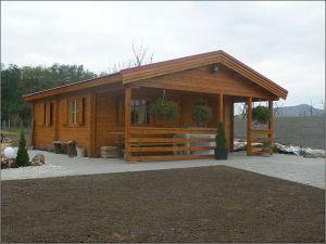 Rekreační chata PETRA-realizace