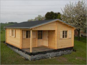 Srubová rekreační chata Andrea