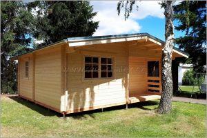 Dřevěná chata Deny