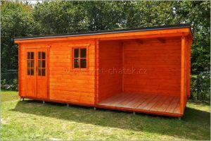 Relax modul 2 - zahradní chata
