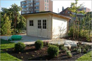 B42 - zahradní chatka