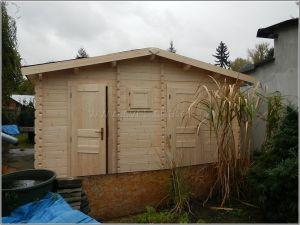 Valentina 40 - dřevěná chata