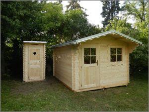 Lusy - zahradní domek