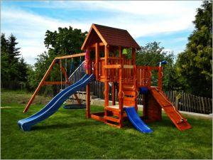 Penthouse - dětské hřiště