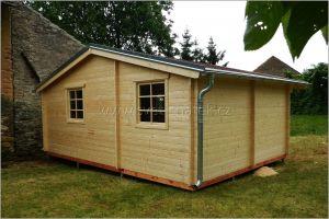 Dřevěná chata PÁJA