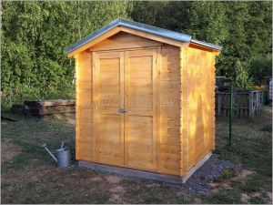 Dřevěný zahradní domek Julius